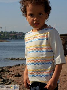 """Adrian"" organic cotton T-shirt <3 vuoriortta.fi/en"