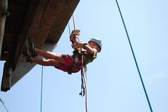 My 7 year old son, no fear! Doing his first rappel, 18 meters/60 feet (he did it three times he liked it so much!) Extreme sports in the Riviera Maya, another great reason to live here.