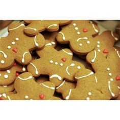 This is the BEST recipe for gingerbread cookies I have ever tasted. It looks complicated, but isn't. I have used this recipe for many years and always get compliments on it.