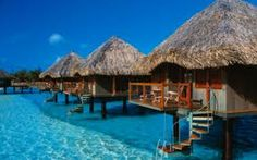 Bora Bora... need a lottery win for this trip of a lifetime...