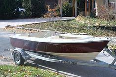 Rossiter 14 | Rossiter Boats