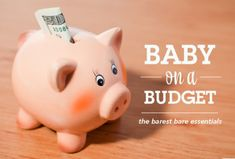 Baby on a Budget – The Barest BareEssentials - blog - Pregnant Chicken