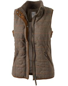 Forres Gilet - Crew Clothing Perfect for an English Winter!