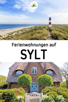 Ferienwohnungen auf Sylt - New Ideas Reisen In Europa, Holiday Apartments, North Sea, Germany Travel, Oh The Places You'll Go, Trip Planning, Nature Photography, Road Trip, Adventure