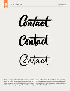 Jessica Hische – Contact