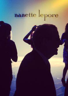 The Nanette Lepore runway show! #TRESmbfw #mbfw