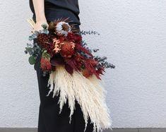 Tan Wedding, Exotic Wedding, Boho Wedding Flowers, Fall Wedding Bouquets, Bride Bouquets, Bridal Flowers, Fall Flowers, Floral Bouquets, Floral Wedding
