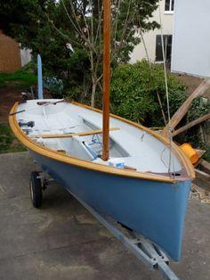Monotype dinghy Herbulot