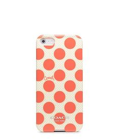 COACH i-phone cover available at @Dillard's
