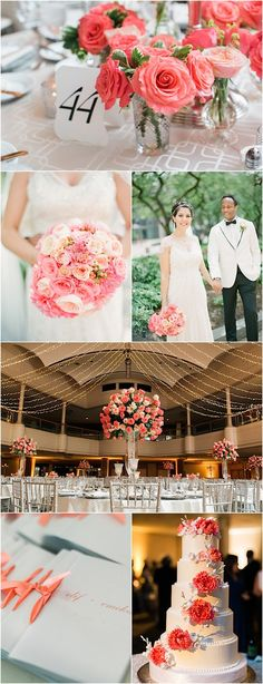 wedding color idea; photo: Arielle Doneson Photography