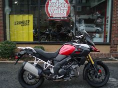 Used 2014 Suzuki V-Strom 1000 ABS Motorcycles For Sale in New York,NY. When size, weight, power, and maneuverability come into balance, you find yourself in a zone where time just disappears. Stay the course because there is no road the all-new V-Strom 1000 ABS was not made to conquer. This motorcycle makes the journey of life seamless. Conquer city traffic as easily as you scale mountains. Roar down new highways. Explore your taste for discovery on roads long untraveled. Starting now, the…