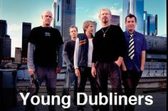 Check out Young Dubliners on ReverbNation. A great high energy band. Must see live.