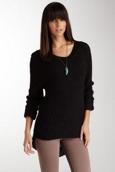 Smitten Hi-lo Sweater