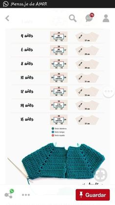 Como hacer un bonito vestido a crochet para niña vídeo manualidades y diymanualidades y diy – artofit – Artofit Diy Crochet Cardigan, Crochet Yoke, Kids Knitting Patterns, Baby Sweater Knitting Pattern, Knitted Baby Clothes, Crochet Clothes, Baby Girl Crochet, Crochet For Kids, Diy Crafts Crochet