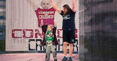 Connor Michalek will be honored with the first ever Warrior Award at the 2015 WWE Hall of Fame Induction Ceremony.