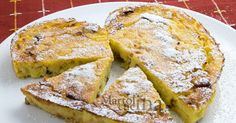 Torta di polenta alle mele Easy Cake Recipes, Sweet Recipes, Sweet Light, Polenta Cakes, Italian Pasta Recipes, Italian Cooking, Cheap Easy Meals, Healthy Treats, Food Inspiration
