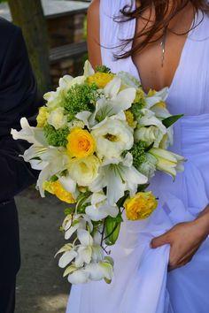 Lilie i żółty