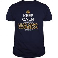 Awesome Tee For Lead Camp Counselor - #girls #sleeveless hoodies. PURCHASE NOW => https://www.sunfrog.com/LifeStyle/Awesome-Tee-For-Lead-Camp-Counselor-130600825-Navy-Blue-Guys.html?60505