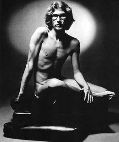 Yves Saint Laurent - One of his most famous portrait