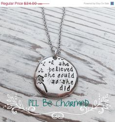 Pre Fathers Day Sale she believed she could so she by ILLBECHARMED