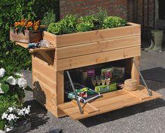 Bauen Sie Ihr Hochbeet selbst und nutzen Sie torffreie Erde für eine natürliche Ernte und eine gesunde Umwelt.