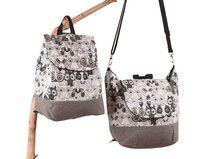 2-in-1 Backbag Rucksack/Tasche