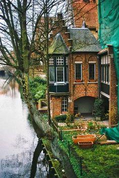 Bruges, Belgium. #travel #belgium