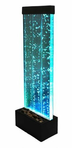 Ambiente 1.23m Bubble Water Wall with Colour Changing LED Lights by Primrose, http://www.amazon.co.uk/dp/B0054UA1XC/ref=cm_sw_r_pi_dp_SOx5sb00RJCMA