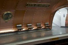 Metro Arts et Metiers