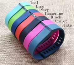 Replacement Wristband Band for Fitbit Flex Large Size No Clasp No Tracker