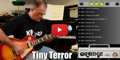 In this Demo we show you the modern low-gain with #Klonz Tube Amps! #madewithkickstarter