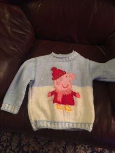Jumper Knitting Pattern, Knitting Patterns, Intarsia Patterns, Knitting For Kids, Jumpers, Knits, Christmas Sweaters, Diy And Crafts, Sweatshirts