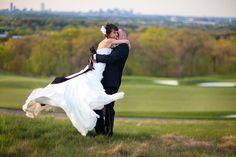 elizabeth wertz photography: Erin and Jason: Granite Links Wedding so romantic