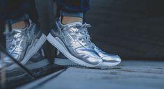 Asics gel lyte 3 silver #gellyte #silver #sneakers #asics