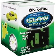 Rustoleum s Glow-in-the-dark paint - Yahoo! Image Search Results