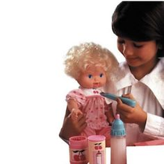 I loved this baby doll!