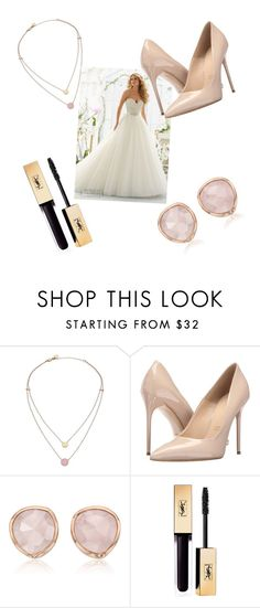 """""""Casamento"""" by jadyeleng on Polyvore featuring Michael Kors, Massimo Matteo and Monica Vinader"""