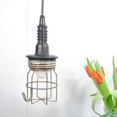 industriële looplamp. Werklamp. Leuk in de keuken of boven je Buro bureau.