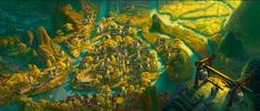 the valley of peace kung fu panda - Google Search