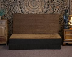 cotton cloud futons  sustainable nomad pad futon winston hickory queen futon frame  409 at depth of field futons      rh   pinterest
