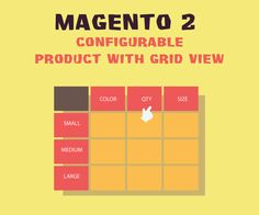 Magento 2 Configurable Product with Grid View is an useful extension which helps store owners display configurable products in a special way. The children products of configurable product will be showed in a tabel view. In this way, your consumers can buy 2 or more children products and also increase/decrease the quantity of them, then can put all of them to cart by just one click.  Website: https://cmsideas.net
