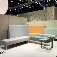 See the latest from leading Brands, Architects, Designers and Art Directors Stand Design, Design Trends, Architects, Designers, Colours, Interior Design, Furniture, Home, Art
