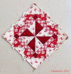Fabadashery: Nearly Insane Quilt - Update #2 September 2014