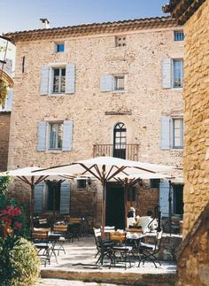 Hotel Crillon le Brave, Provence, France