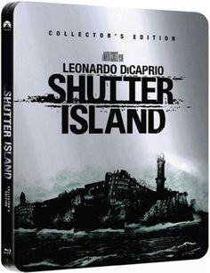 Movie Steelbooks - Shutter Island Steelbook