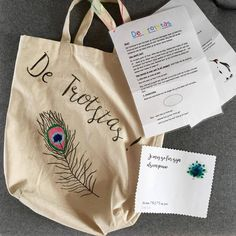Afgelopen schooljaar voerde ik na de kerstvakantie de Trotstas in. Wat? Elke maandag krijgt een kindje de tas mee naar huis...