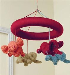 This pattern can be found in Robyn Chachula's Baby Blueprint Crochet.