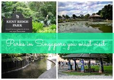 Parks in Singapore you must visit