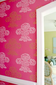 Spring Home Tour | Lisa and Will Shumadine | Bright Bold and Beautiful