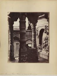 Samuel Bourne (1834-1912). [An album of photographs of Indian architecture, views and people], 19th century. Rare Books in the Thomas J. Watson Library Collection. The Metropolitan Museum of Art, New York. Thomas J. Watson Library (b14543102) #photography